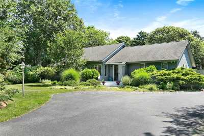 Westhampton Single Family Home For Sale: 70 Jagger Ln