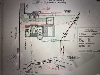 Westhampton Residential Lots & Land For Sale: 79 Montauk Hwy
