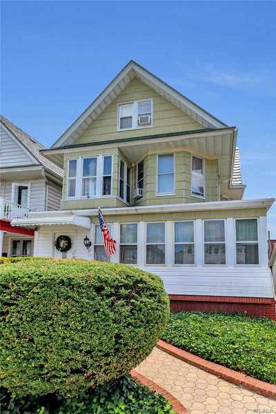 Woodhaven Multi Family Home For Sale: 84-12 86th Rd