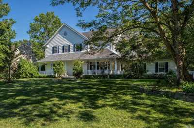 Shoreham Single Family Home For Sale: 69 Ridgefield Dr