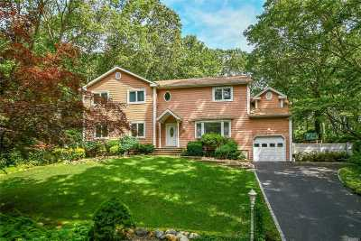 Smithtown Single Family Home For Sale: 85 Lone Oak Path