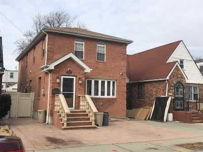 Jamaica Single Family Home For Sale: 142-19 120th Ave