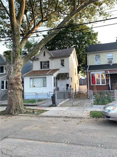 Queens Village Single Family Home For Sale: 111-40 207th St