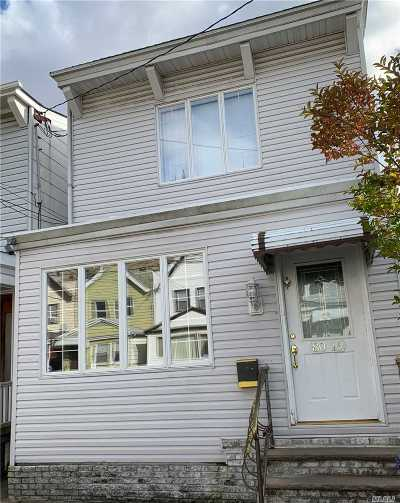 Woodhaven Single Family Home For Sale: 80-16 86th Ave