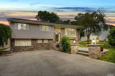 Smithtown Single Family Home For Sale: 105 Plymouth Blvd