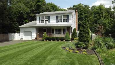 Patchogue Single Family Home For Sale: 89 Traction Blvd