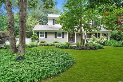 Nesconset Single Family Home For Sale: 18 S Heritage Pl Sout