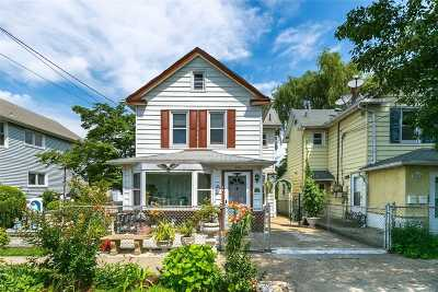 Mineola Multi Family Home For Sale: 226 Jefferson Ave