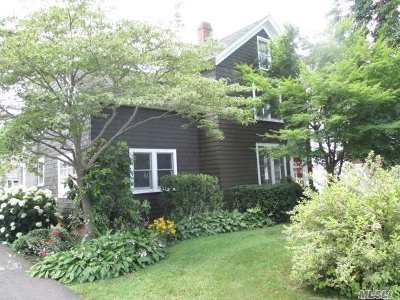 Patchogue Single Family Home For Sale: 264 Oak St