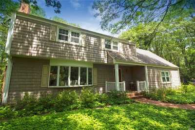 Old Field Single Family Home For Sale: 9 Blueberry Ridge Rd