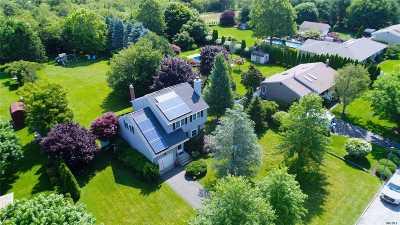 Calverton Single Family Home For Sale: 92 Donna Dr