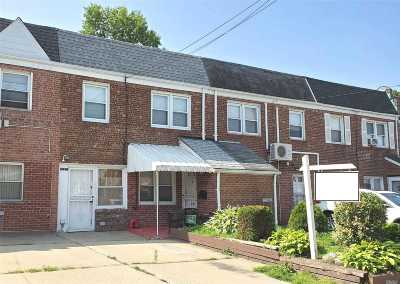 Flushing Single Family Home For Sale: 196-66 48th Ave