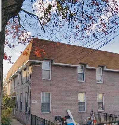 Flushing Multi Family Home For Sale: 46-42a 162nd St