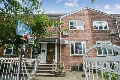 Flushing Single Family Home For Sale: 141-56 71st Ave