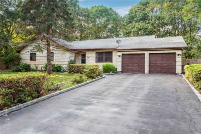 Manorville Single Family Home For Sale: 1 Aileen Ct