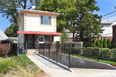 Bayside Single Family Home For Sale: 24-15 Bell Blvd
