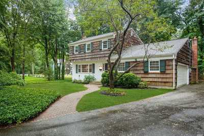 Port Jefferson Single Family Home For Sale: 25 Village Woods Rd