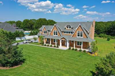 Westhampton Single Family Home For Sale: 27 Willowood Ct
