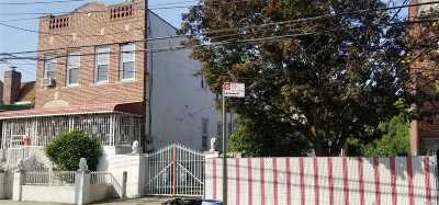 Brooklyn Multi Family Home For Sale: 641 E 95th St