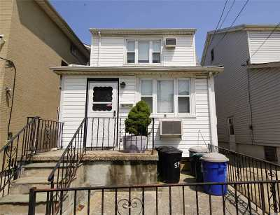 Flushing Single Family Home For Sale: 59-17 155th St
