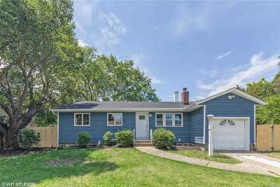 Centereach Single Family Home For Sale: 10 Eisenhower Rd