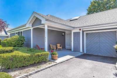 Moriches Condo/Townhouse For Sale: 455 Upper Midland Po Ct