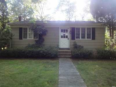 East Hampton Single Family Home For Sale: 17 Wooded Oak Ln