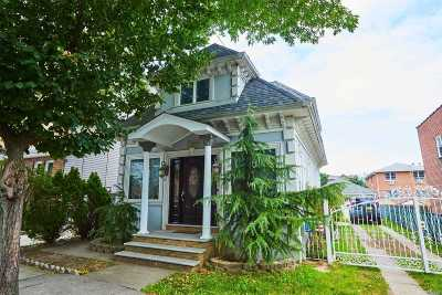 Fresh Meadows Multi Family Home For Sale: 61-25 168 St