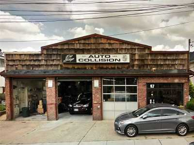 Bay Shore Commercial For Sale: 67 5th Ave