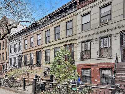 Brooklyn Multi Family Home For Sale: 244 Prospect Pl