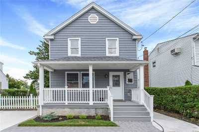 N. Bellmore Single Family Home For Sale: 2348 Garfield St