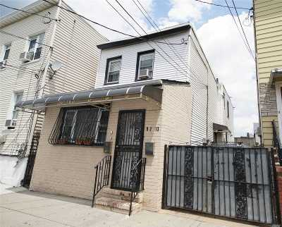 Ozone Park Multi Family Home For Sale: 97-13 101 St
