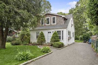Mastic Single Family Home For Sale: 110 Neptune Ave