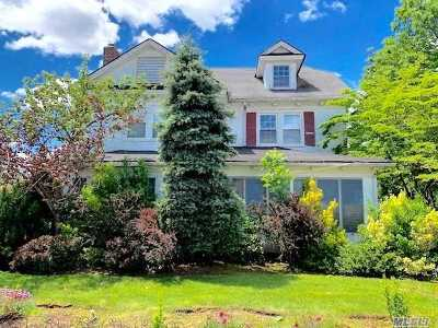 Woodmere Single Family Home For Sale: 23 Burton Ave