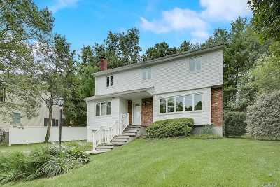 Commack Single Family Home For Sale: 146 Cornell Dr