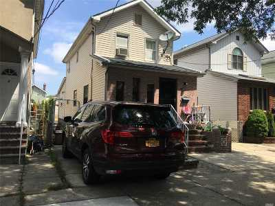 Ozone Park Single Family Home For Sale: 9015 133rd Ave