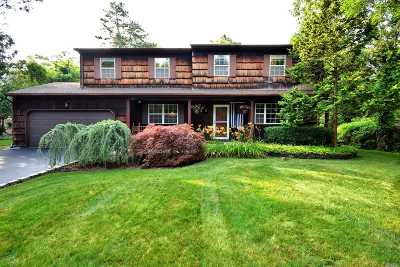 Nesconset Single Family Home For Sale: 3 Sheffield Ct