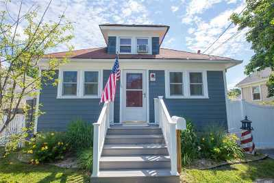 Bay Shore Single Family Home For Sale: 43 Center Ave