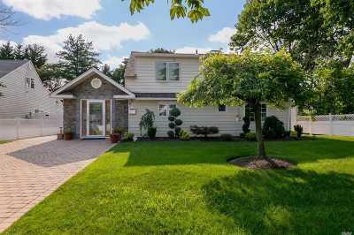 Hicksville Single Family Home For Sale: 6 Bunker Ln