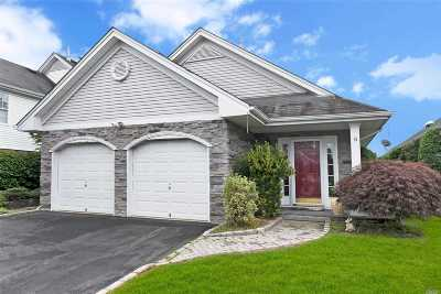 Middle Island Condo/Townhouse For Sale: 6 Philip Ln