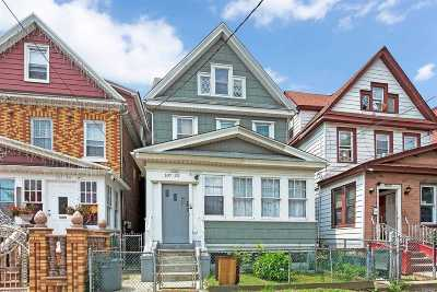 Jamaica Multi Family Home For Sale: 107-32 Liverpool St