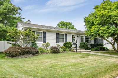 Hicksville Single Family Home For Sale: 133 Myers Ave
