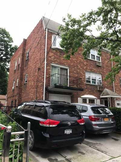 Flushing Multi Family Home For Sale: 64-15 155 St