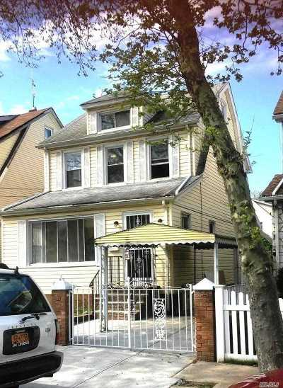 Queens Village Single Family Home For Sale: 21407 113th Ave