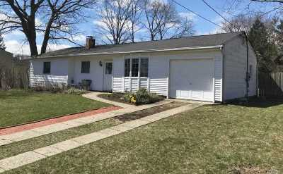 Centereach Single Family Home For Sale: 27 Kejaro Ct
