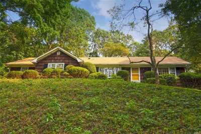 Stony Brook Single Family Home For Sale: 35 Woodfield Rd