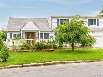 N. Babylon Single Family Home For Sale: 577 Pinto St