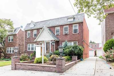 Queens Village Single Family Home For Sale: 88-44 207th St