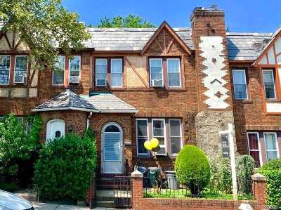 Jackson Heights Multi Family Home For Sale: 30-20 85th St