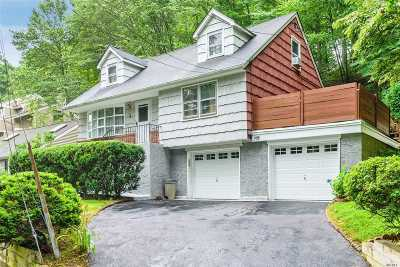 Centerport Single Family Home For Sale: 71 Oakdale Rd